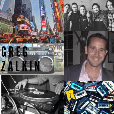 Our team, Greg Zalkin