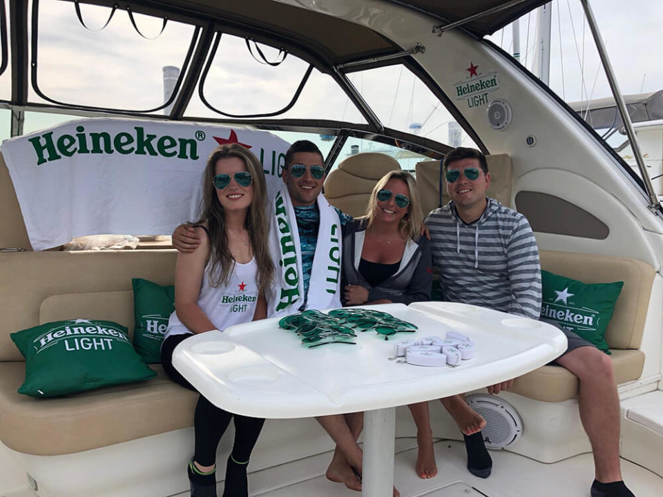 Heineken Boat Program