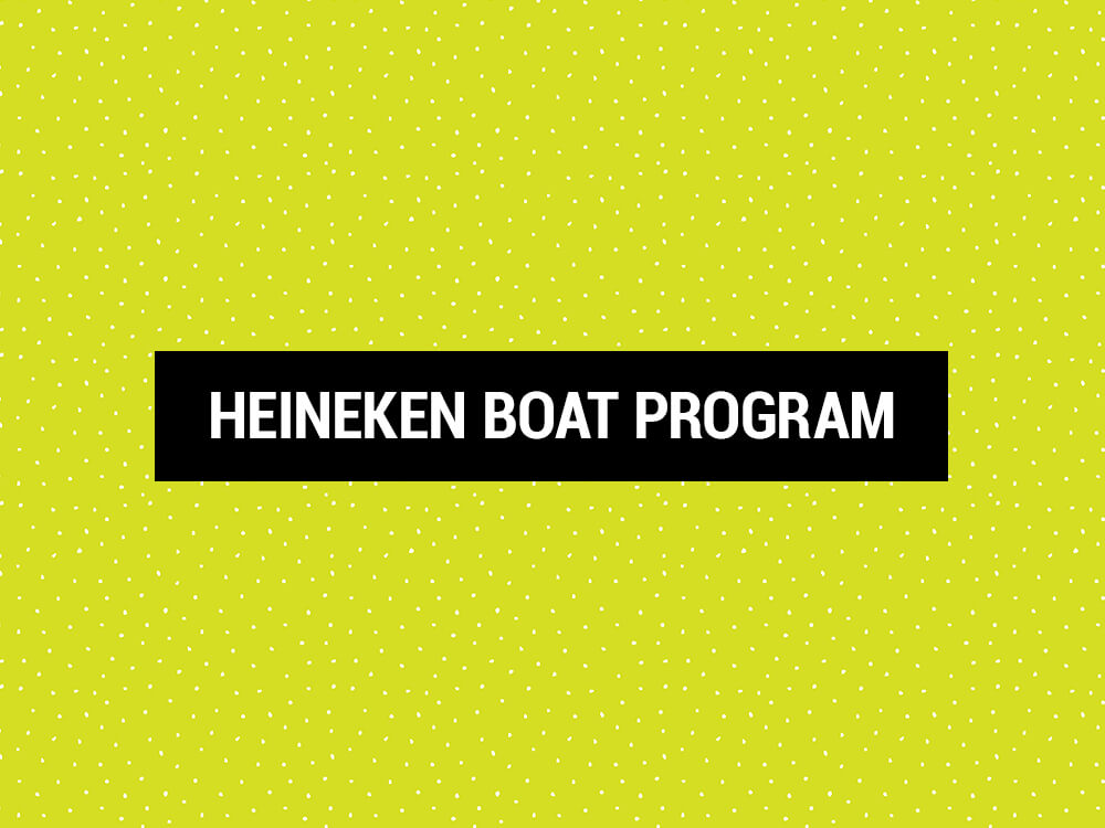 Heineken Boat Program